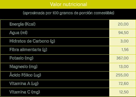 tablas nutricionales_escarola