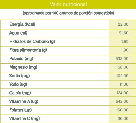 tablas nutricionales_espinaca