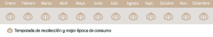 calendario ajos